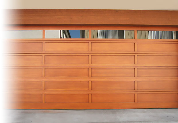 Wood garage door panels floors doors interior design for Cedar wood garage doors price